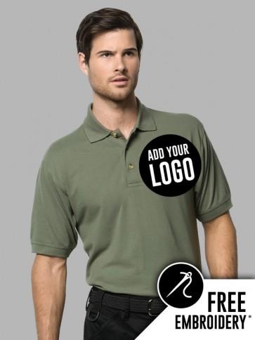 Kustom Kit Superwash Workwear Polo Shirt