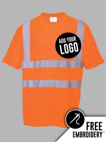 Portwest Hi-Vis GO/RT T-Shirt