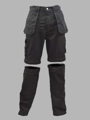 Tuff Stuff Endurance Holster Zip-Off Work Trousers