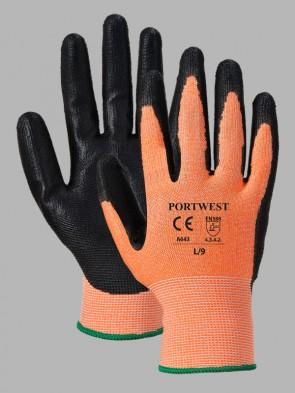 Portwest Amber Cut 3 Gloves