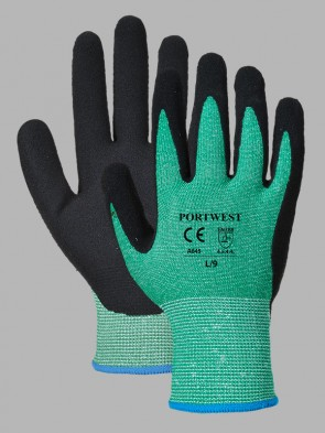 Portwest Green Cut 5 Gloves