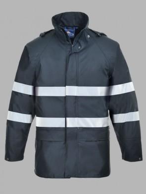 Portwest Iona Sealtex Hi-Vis Rain Jacket