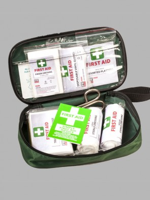 Portwest 2 Person Vehicle First Aid Kit
