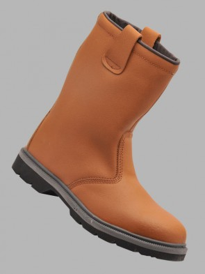 Portwest Steelite Lined Rigger Safety Boot S1P CI HRO