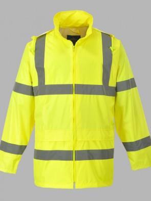 Portwest Hi-Vis Classic Rain Jacket