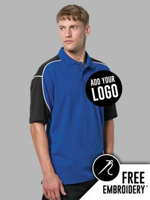 Gamegear Formula Racing Monaco 100% Cotton Polo Shirt