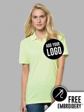 Kustom Kit Ladies Klassic Polo Shirt
