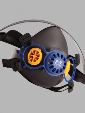 Portwest Geneva Silicone Half Mask