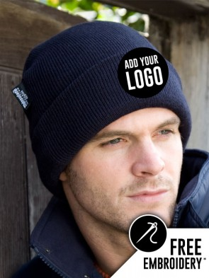 Result Winter Essentials Thinsulate Woolly Ski Hat