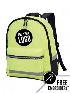 Shugon Gatwick Hi-Vis Backpack