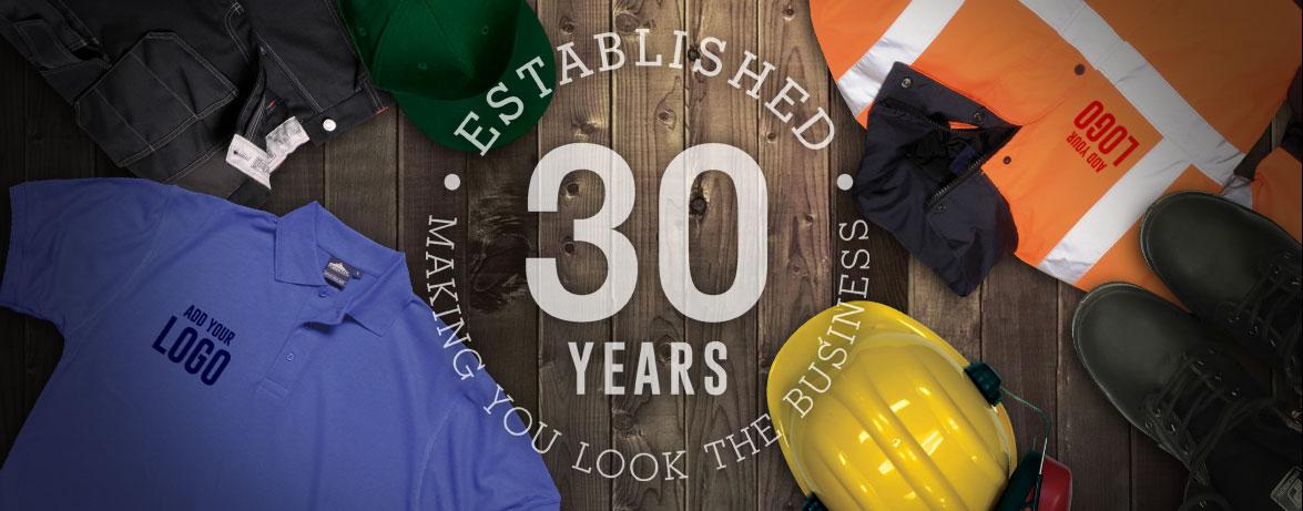 Established 30 years