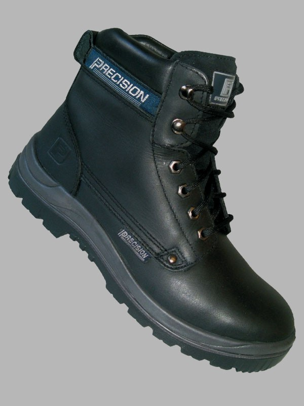 Precision Supershield Ankle Safety Boots S3 Safety