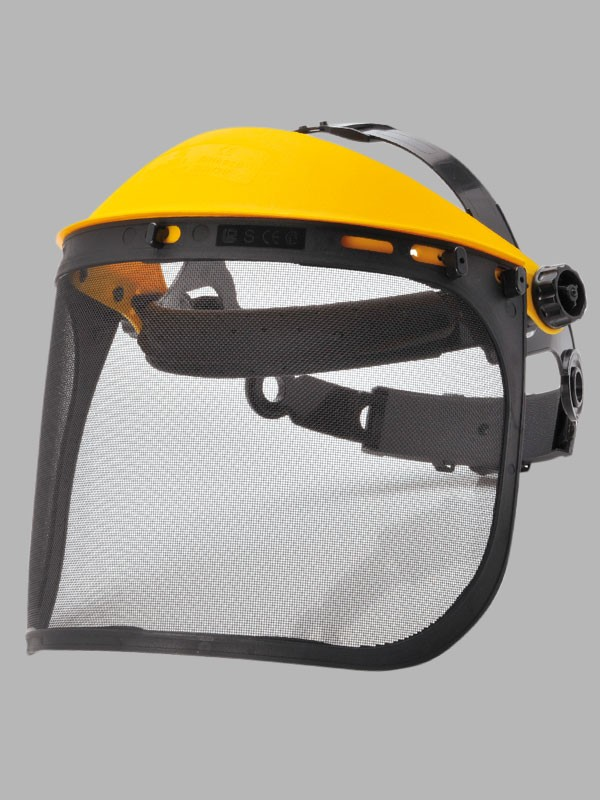 0c34713684f Portwest Brow Guard with Mesh Visor - Eye Protection - PPE Store ...