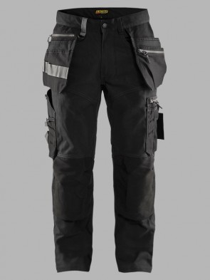 Blaklader Craftsman Stretch Contrast Holster Pocket Trousers