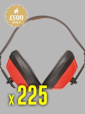 225 x Portwest Classic Ear Protectors