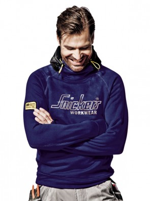Snickers Logo Hoodie
