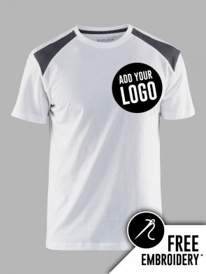 Blaklader Two-Tone 100% Cotton T-Shirt