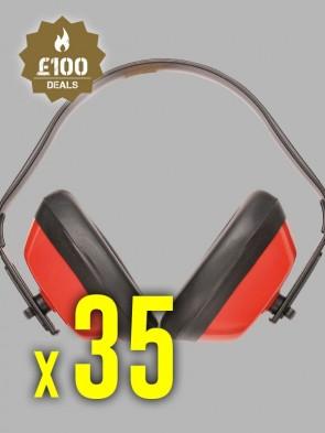35 x Portwest Classic Ear Protectors