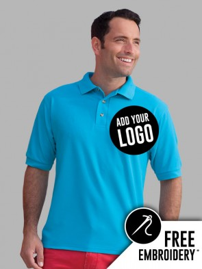 Blue Max Penthouse Polo Shirt