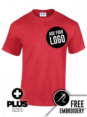 Gildan PLUS SIZE Heavy Cotton T-Shirt