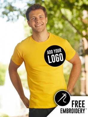 Fruit of the Loom Fashion Fit Sofspun T-Shirt