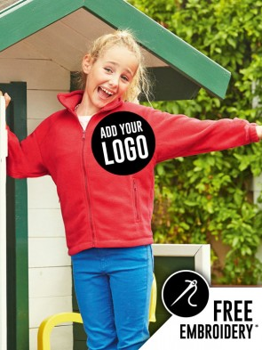 Fruit of the Loom Childrens Outdoor Fleece