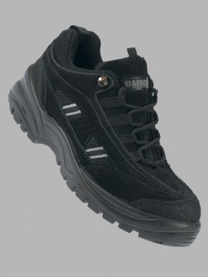 Apache Suede Safety Trainers S1P SRA