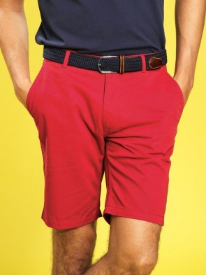 Asquith & Fox Classic Fit Chino Shorts