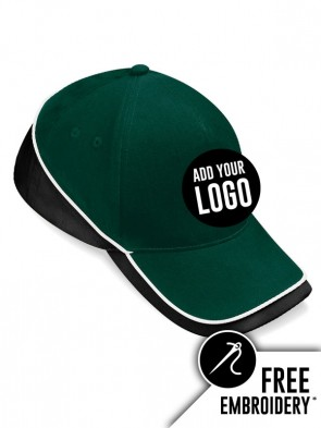 Beechfield Teamwear Competition Baseball Cap