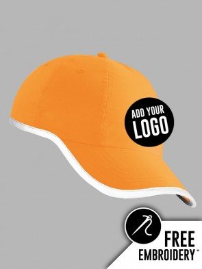 Beechfield Enhanced-Vis Baseball Cap