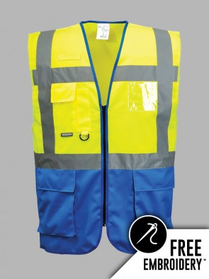 Portwest Hi-Vis Warsaw Executive Vest