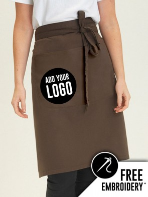 Dennys Mid-Length Waist Pocket Apron
