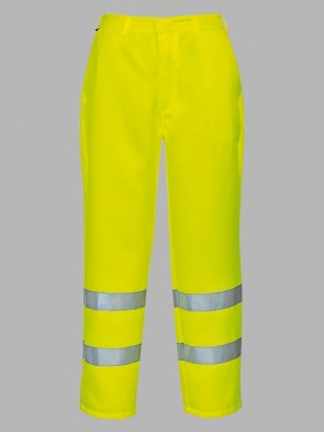 Portwest Hi-Vis Polycotton Trousers