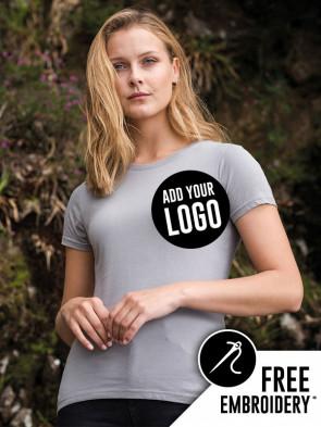 Ecologie Ladies Cascade 100% Organic Cotton T-Shirt