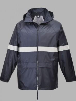 Portwest Iona Classic Hi-Vis Rain Jacket