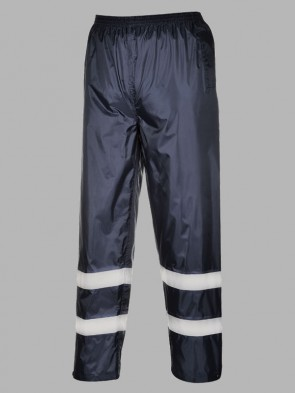 Portwest Iona Classic Hi-Vis Rain Trousers