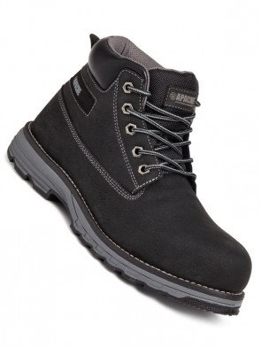 Apache Flyweight Waterproof Nubuck Safety Boots S3 WR SRA