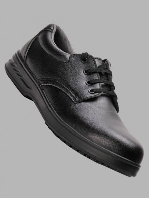 Portwest Steelite Water Resistant Microfibre Laced Safety Shoes S2