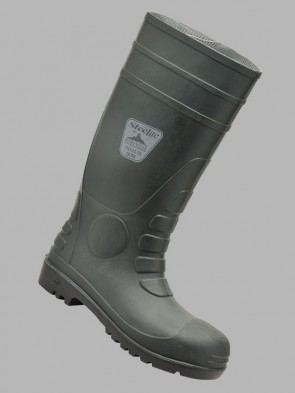 Portwest Waterproof Total Safety Wellington Boots S5