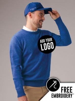 Glenmuir Morar Lambswool Sweater