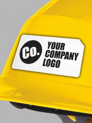 APC Hard Hat Logo Sticker
