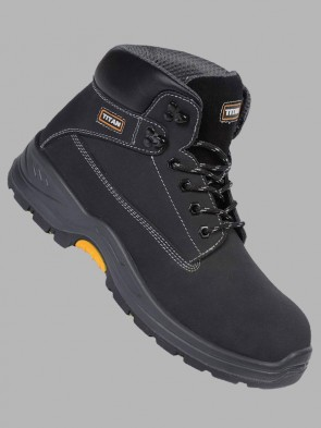 Titan Holton Nubuck Safety Boots S3 SRC HRO