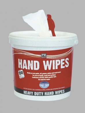 Portwest Hand Wipes - 150 Pack