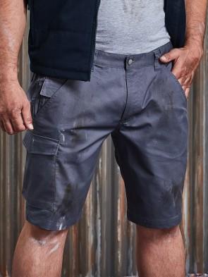 Russell Twill Workwear Cargo Shorts