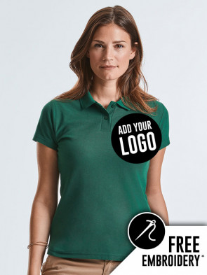 Russell Ladies Classic Polo Shirt