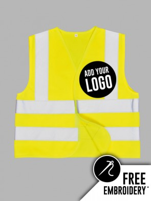 Portwest Junior Hi-Vis Vest
