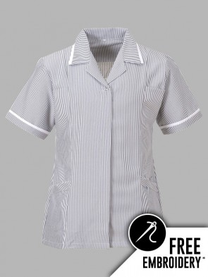 Portwest Striped Nursing Tunic
