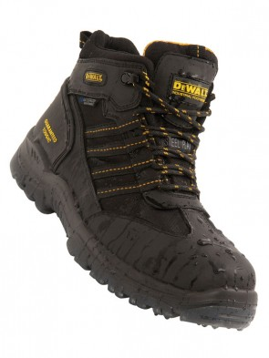 Dewalt Nickel Waterproof Safety Boots S3 WR SRA