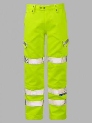 Pulsar Ladies Hi-Vis Class 2 Combat Trousers
