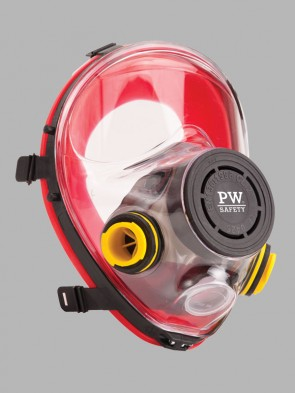 Portwest Zurich Full Face Mask